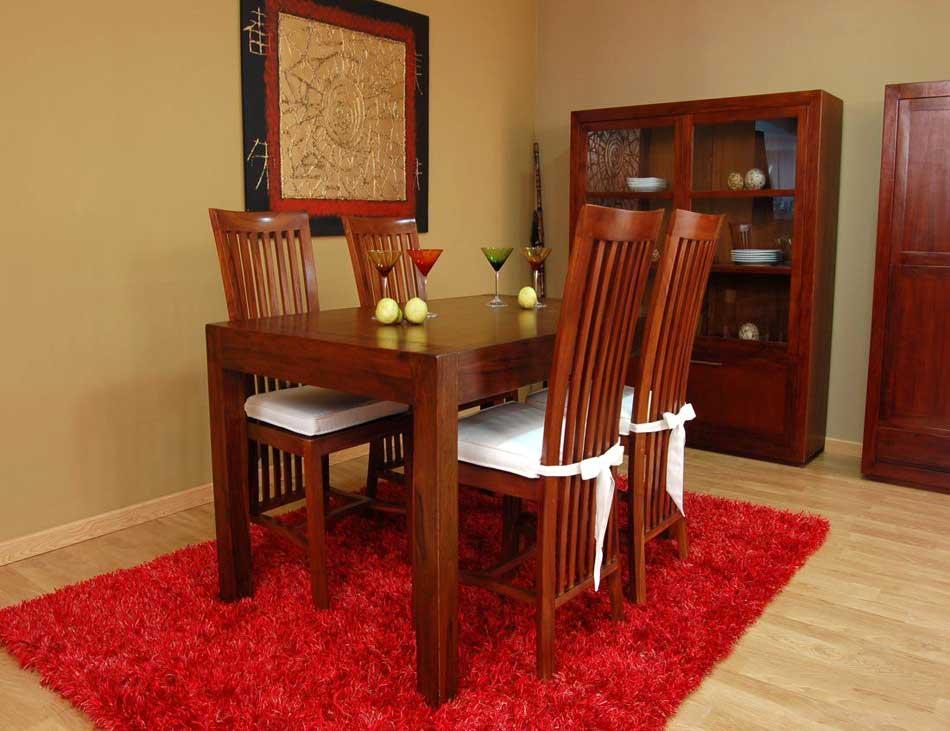930029 Mesa colonial extensible Basic 145/210 madera | PRIMERA AVENIDA