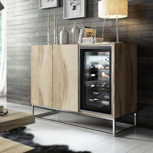 Muebles vinoteca de diseño